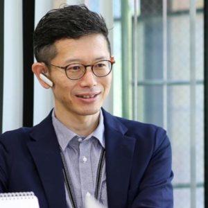 株式会社人材と採用 代表取締役 田中宏幸さん